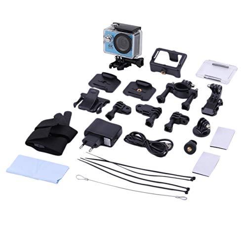 2.0 Inch Ultra HD H9 4K WiFi Sports Action Camera Waterproof DV Camcorder Video Camera Sports Helmet Camera Video Mega Pixels
