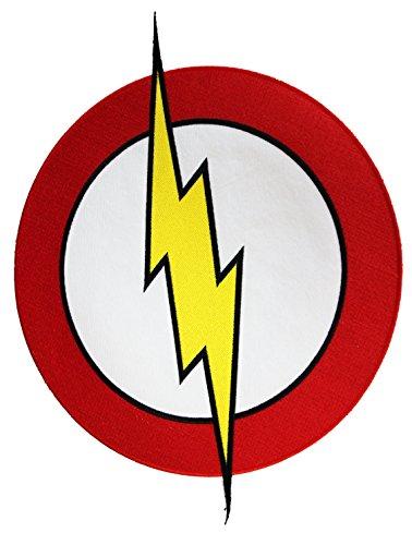 Application DC Comics Originals The Flash Logo Back Patch