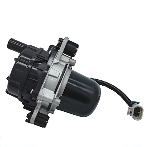 Oldsmobile Bravada Air Pump (Secondary Air Pump Smog Pump for Chevrolet S10 Blazer GMC Sonoma Jimmy Oldsmobile Bravada 4.3L)