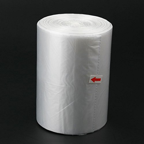 cand 1 2 gallon clear garbage bags 110 counts import it all. Black Bedroom Furniture Sets. Home Design Ideas