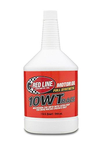 Red Line RED10104 10WT Race Oil - 1 Quart (10wt Lines)