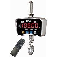CAS IE-100E Crane Scale, 100 x 0.05 lbs, LED Display
