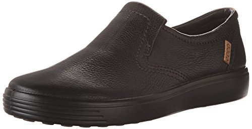 Soft Black Noir 7 Homme Ecco Men's Sneakers Basses ZdnaT