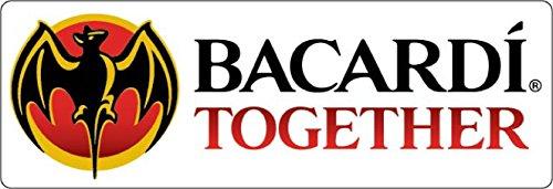 bacardi-together-rum-vinyl-sticker-decal-3x9-car-bumper-laptop-toolbox