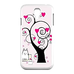 Love Tree DIY Durable Hard Plastic Case Cover LUQ204668 For SamSung Galaxy S4 I9500