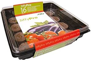 Jiffys - 7 Invernadero 16 Pastillas gigantes - 1u - Batlle