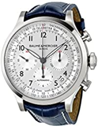 Mens MOA10063 Automatic Stainless Steel Silver Dial Watch