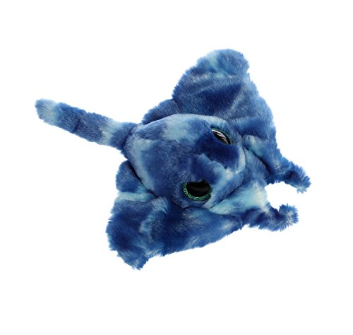 "Aurora 29272 World Stuffed Animal Plush Toy, 5"", Blue from Aurora"
