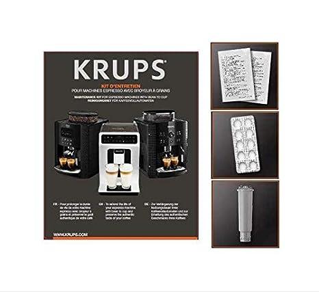 Krups kit filtro decalcificador Máquina de café Espresseria Happy cuatro Falcon: Amazon.es: Hogar