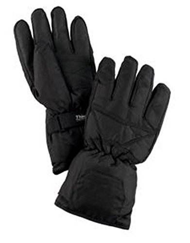 Heated Thermal Gloves Men & Women Electric Battery Operated Heating Gloves Perfect as Hand Warmer Winter Activities Outdoor Sports by Perfect Life Ideas