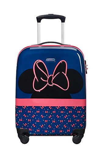 SAMSONITE Disney Ultimate 2.0 - Spinner 55/20 2.6 KG Equipaje Infantil, 54 cm, 33 Liters, (Minnie Neon): Amazon.es: Equipaje