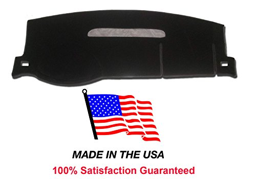 2007-2013 Chevy Tahoe Dash Cover Mat Pad Carpet CH83 (Black)