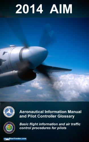 2014 aim aeronautical information manual and pilot controller rh amazon com Sporty's Pilot Shop Medical Certificate