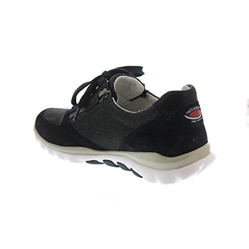 Pour Rollingsoft nightblue atlantik à de 86 Femme Lacets 86 968 Ville Chaussures Aq4A8w7