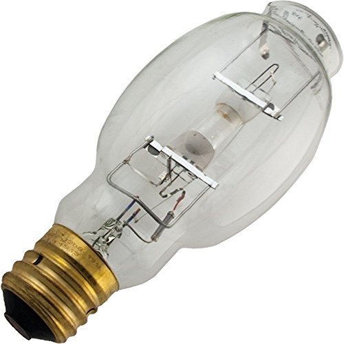 Sylvania 64471 (12-Pack) M175/U 175-Watt Metal Halide HID Light Bulb, 4200K, 12800 Lumens, E39 Mogul Base by Sylvania (Image #1)
