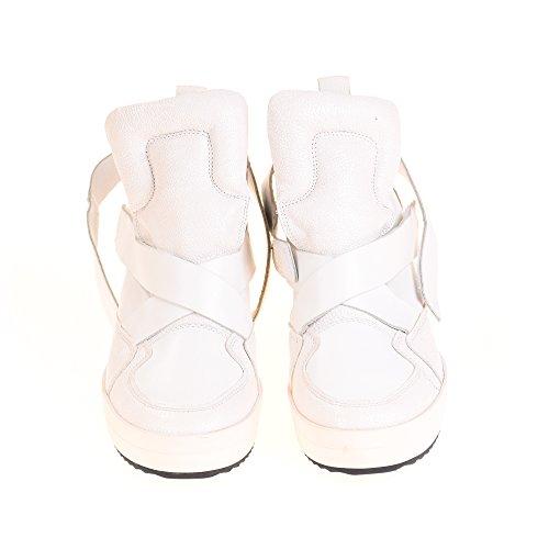 Kennel & Schmenger For Michalsky Damen Sneaker mit Keilabsatz Leder Weiß