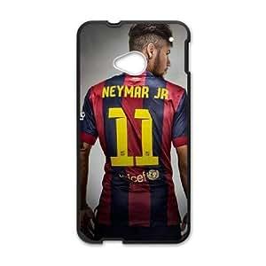 Neymar HTC One M7 Cell Phone Case Black 8You082768