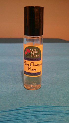 Ice Imports Nag Champa Flora Body Oil Ice Imports