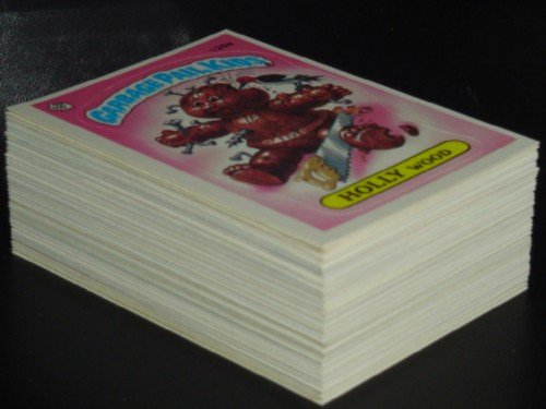 GARBAGE PAIL KIDS 4TH SERIES SET 4 US OS