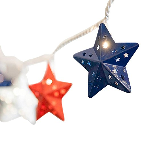 Patriotic String Lights: Shop For Patriotic String Lights Deals