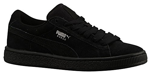 Black Jr Sneaker Kids' Black Suede PUMA wvFIxqzw
