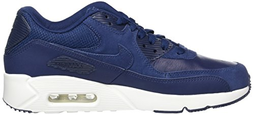 Nike Menns Air Max 90 Ultra 2,0 Ltr, Midnight Navy / Midnight Navy Midnatt Navy / Midnight Navy