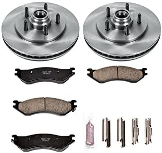 Autospecialty KOE1677 1-Click OE Replacement Brake Kit Power Stop