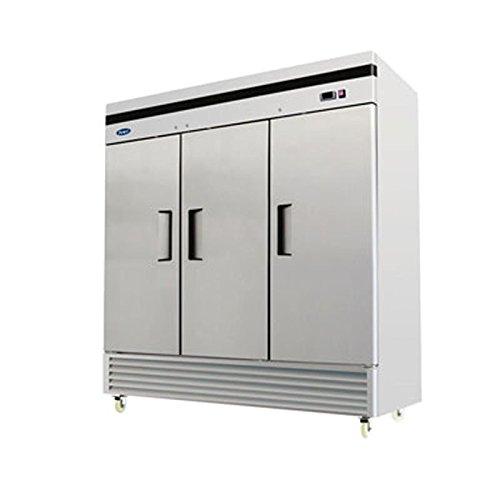 commercial 3 door freezer - 7