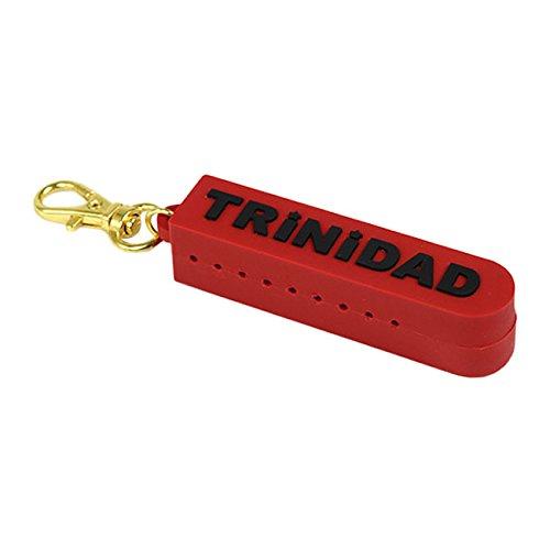 TRiNiDAD(トリニダード) チップホルダー&リムーバー シンプルロゴ (ダーツ アクセサリ) F レッド