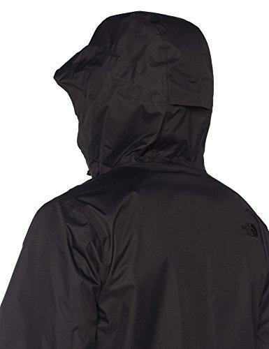 Peak FACE Negro Chaqueta Jacket M Frost Black TNF Hombre THE NORTH wTHqFIxB