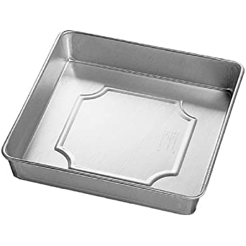 Wilton Aluminum Performance Pans 6 by 2-Inch Square Pan