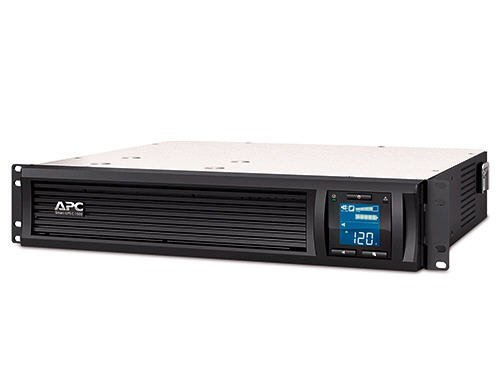 APC Smart-UPS 1500VA UPS Battery Backup with Pure Sine Wave Output Rack-Mount/Tower (SMC1500-2U)