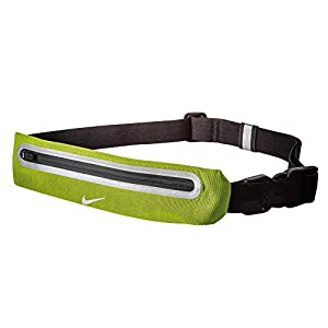 Nike Expandable Lean Running Waistpack - One - Yellow
