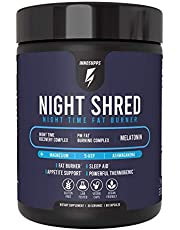 Inno Supps Night Shred - Natural Sleep Support and PM Burner