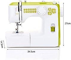 JJLL Máquina de coser 13 puntadas Aguja de hilo doble Máquina de ...