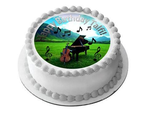 Music-Notes-Piano-Musical-Edible-Cake-Topper-6-round
