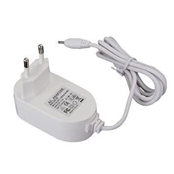 Cargador Adaptador Europeo UE 2.5mm 5V/2A para Tablet PC ...
