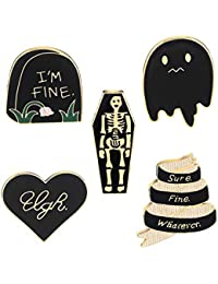 Girls Brooches and Pins | Amazon com