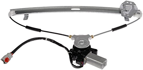 Honda Front Window - Dorman 748-130 Front Passenger Side Power Window Regulator and Motor Assembly for Select Honda Models