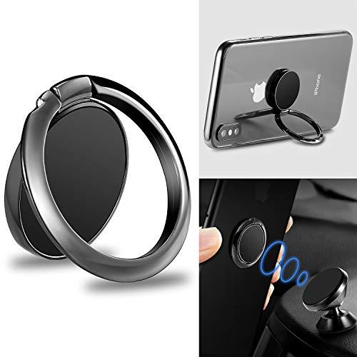 Phone Ring Holder Finger Kickstand -SHSF 360
