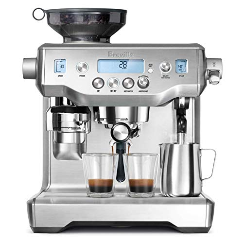 Breville the Oracle BES980XL Automatic One Touch Espresso Machine