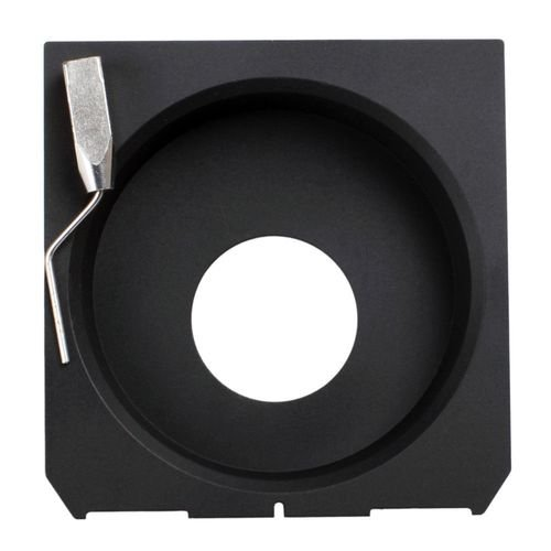 21mm Copal#0 Recessed Lens Board For Linhof Technika Wista Chamonix ShenHao Toko