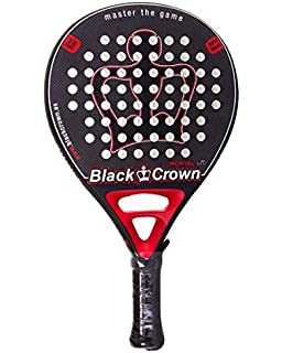 Pala de pádel Black Crown Dark: Amazon.es: Deportes y aire libre