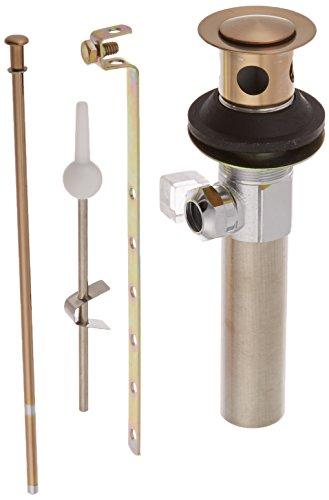 Delta Faucet RP5651CZ Pop Drain Assembly Metal, Champagne Bronze