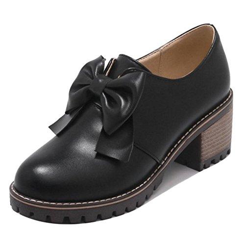 Les Escarpins De La Mode Des Femmes Taoffen Noir