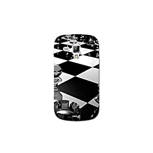 Funda carcasa Case Ajedrez Pedoni para Samsung Galaxy Trend Plus GT-S7580