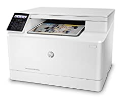 Get vibrant color, wireless versatility, easy mobile printing, and fast print speeds to drive efficiency – for a great value. HP Personal Laser Multifunction Printers are designed for individuals or small workteams who need affordable, reliab...