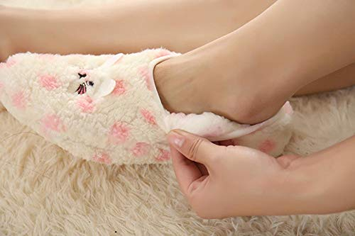 Amazon.com: Winter Cute Animal Warm Socks Women Towel Fuzzy Socks Candy Color Thick Floor Meias Calcetines Mujer 3: Cell Phones & Accessories