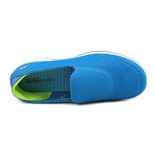 3 nbsp;Unfold Turchese Sneaker Walk Basse Skechers Go Donna n6q7AxtwET