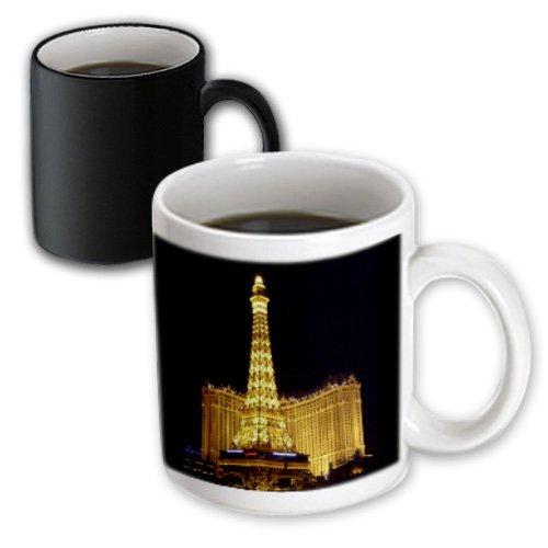 3dRose Mug Paris Hotel Casino in Las Vegas NV (mug_156498_3) - 11oz - Transforming, - Vegas Nv Outlets In